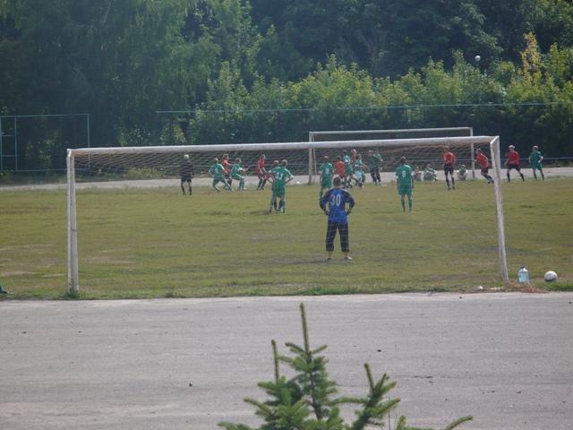 стадион в городе Донской