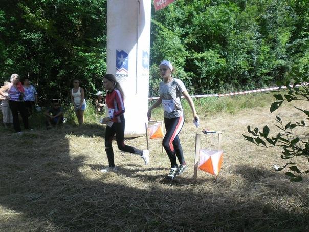 спортивное ориентирование геленджик 2011