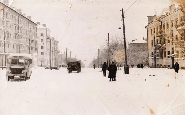 Ленина Свердлова