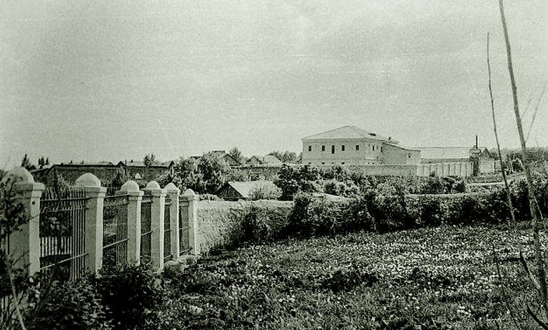 бывшая тюрьма